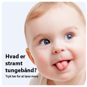 Hvilke gener giver et stramt tungebånd? Amning, refluks, søvnproblemer og meget mere. Det er ikke kun for babyer.